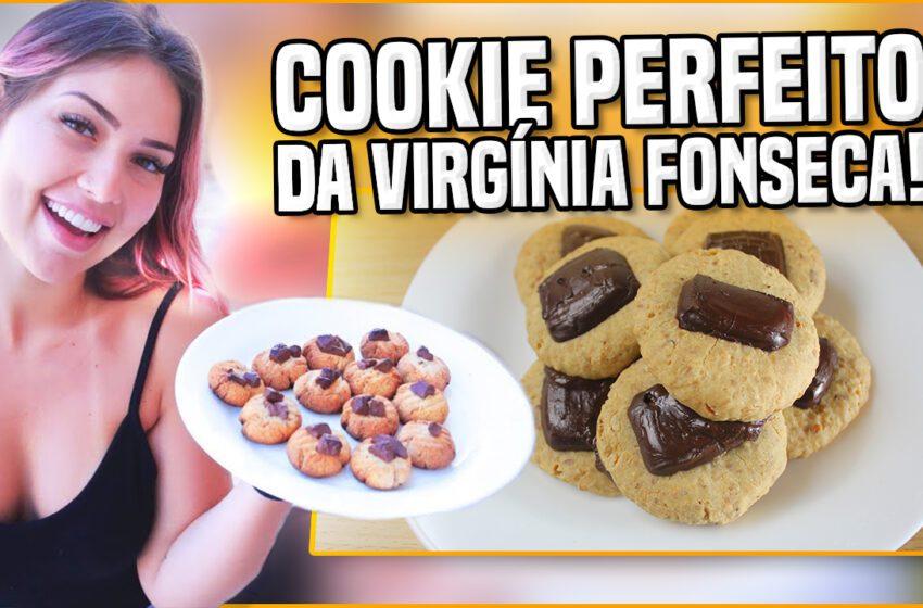 Cookie Fit da Virginia Fonseca